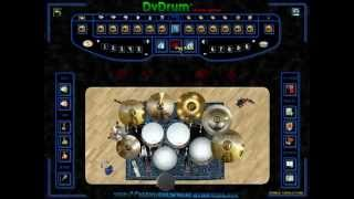 [Lets Play DvDrum] Cover - A7X Almost easy