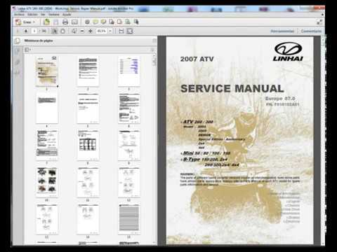 linhai atv 2004 workshop service repair manual youtube rh youtube com Yamaha Linhai ATV Parts Linhai ATV Wiring Diagram