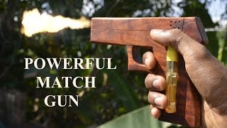 Powerful Match Gun - For Pest Control