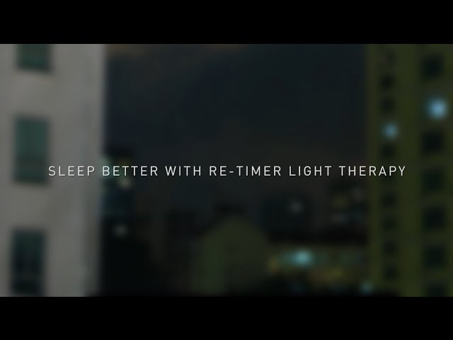 Re-Timer Light Therapy