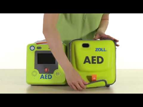 ZOLL AED 3 Basic Set-up