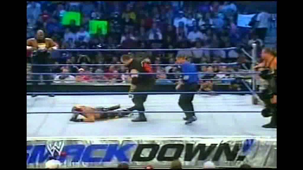Smackdown 9 16 2004 Dudleyz Boys Vs Rey Mysterio Amp Rob