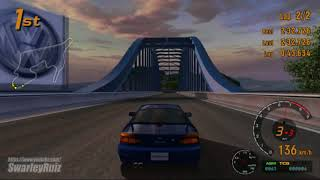 Gran Turismo 3 A-Spec PS2 | Grand Valley Speedway II | Nissan SILVIA spec-R AERO '99