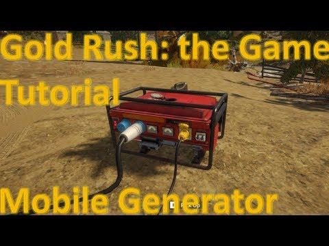 Gold Rush: the Game - Tutorial (Mobile Generator)