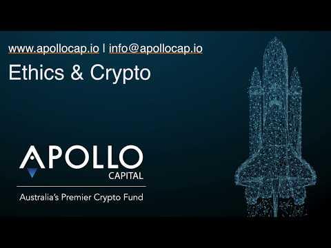 The Block: Ethics & Crypto