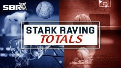 Stark Raving Totals | Handpicking Tuesday's Best MLB & NBA Total Betting Odds