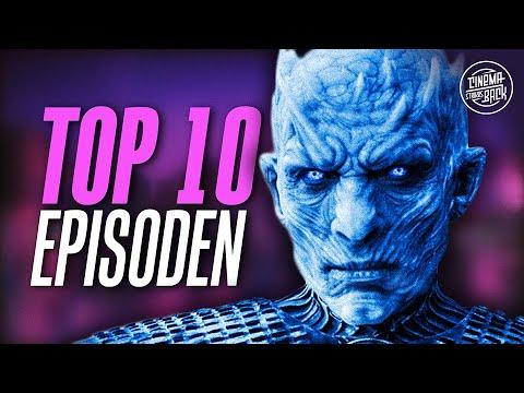 GAME OF THRONES: Die 10 Besten Episoden!