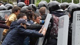 День большой победы и большого обмана. Итоги 9 июня, Казахстан / БАСЕ