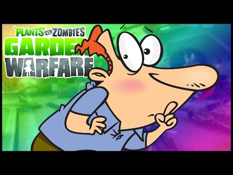 Behind Enemy Lines! Plants vs Zombies Garden Warfare!
