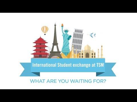 International Student Exchange at TSM