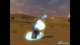 EverQuest II: Desert of Flames PC Games Gameplay - Hell