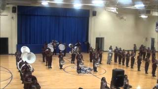 JACK ROBEY JR HIGH  FLOORSHOW JFK BOTB 2011