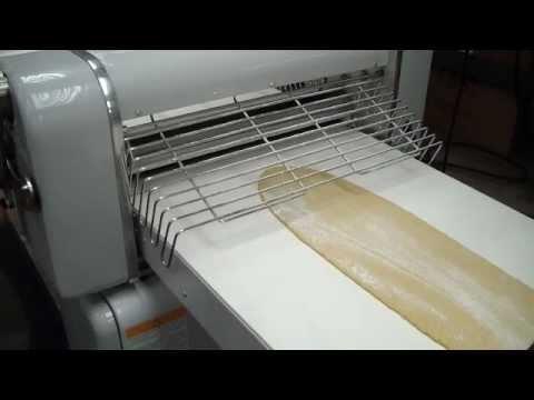 Univex SFG600TL Dough Sheeter