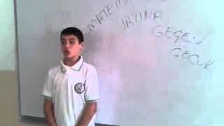 Matematiğin Irzına Geçen Çocuk D