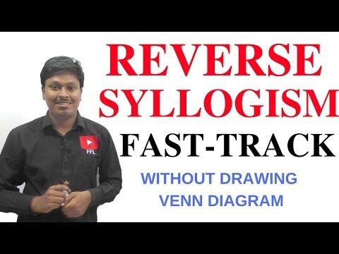 REVERSE SYLLOGISM (NEW PATTERN) / SBI,IBPS,LIC,....