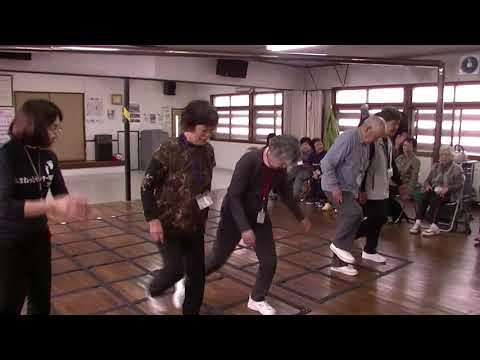 ふまねっと教室の様子(北海道旭川市)