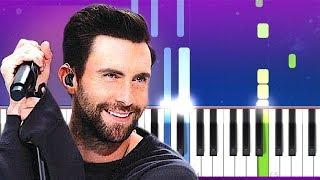 Maroon 5 - Memories (Piano Tutorial)