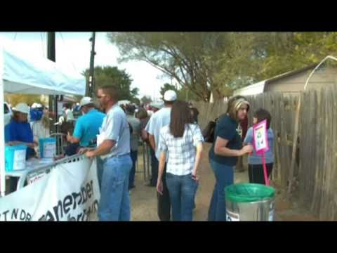 Extreme MakeOver Home Edition Wellman Tx
