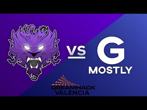 Dreamhack Valencia Open Qualifier | Mythic vs Mostly G