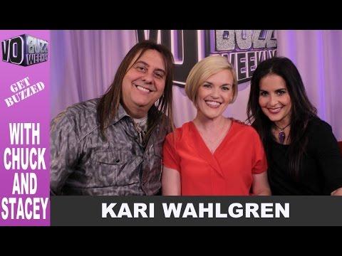 Kari Wahlgren PT2 - Voice Over Actor - Tigress in Kung Fu Panda EP186