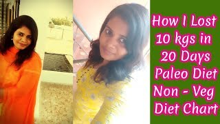 Dear Friends, Here I am sharing my weight loss journey in paleo diet. I have taken paleo diet and reduced 10 kgs in 20 days. Hope this video will be useful to ...