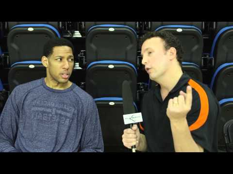 Danny Granger Breaks Down How To Read A Screen
