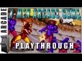 X-MEN   Arcade   Wolverine Longplay / Playthrough