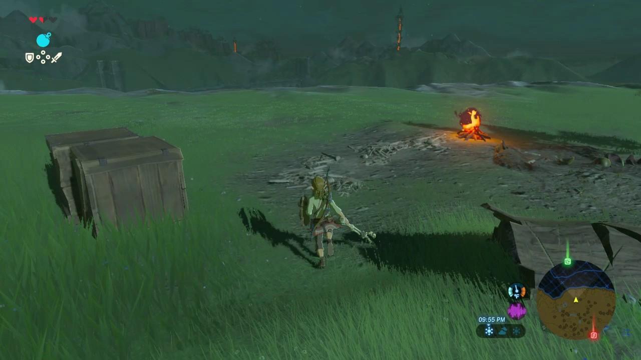 Zelda Breath Of The Wild 100 Walkthrough The Isolated Plateau