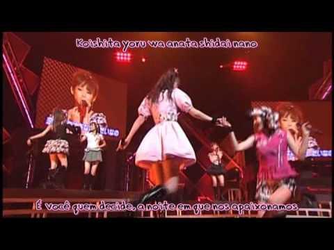 Morning Musume - Dou Ni Mo Tomaranai [Legendado]