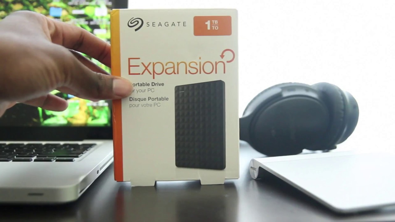 how to remove seagate expansion portable drive 1tb 9sd2a6-500