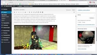 видео wordpress убрать category из url