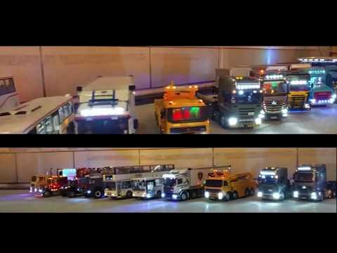 RC Truck Roadshow @ Hong Kong Mid-Autumn Festival 2017