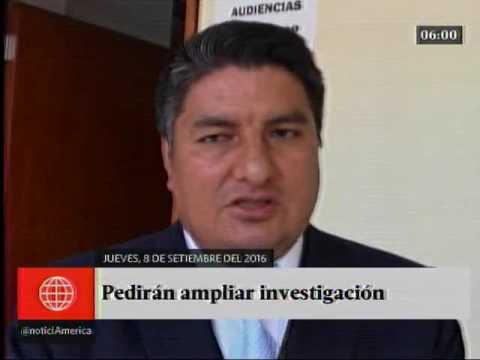 América Noticias: Primera Edición - 08.09.16