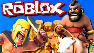 ON FAIT DU CLASH ROYAL DANS ROBLOX !