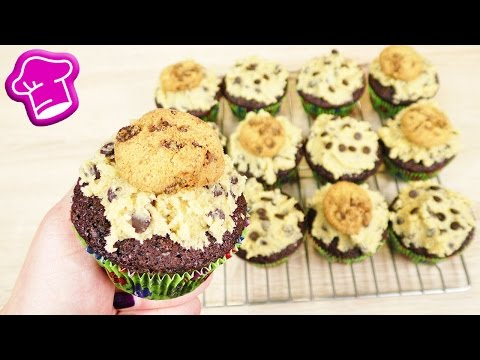 Schoko Cheesecake Cupcakes Diy Chocolate Cream Kasekuchen
