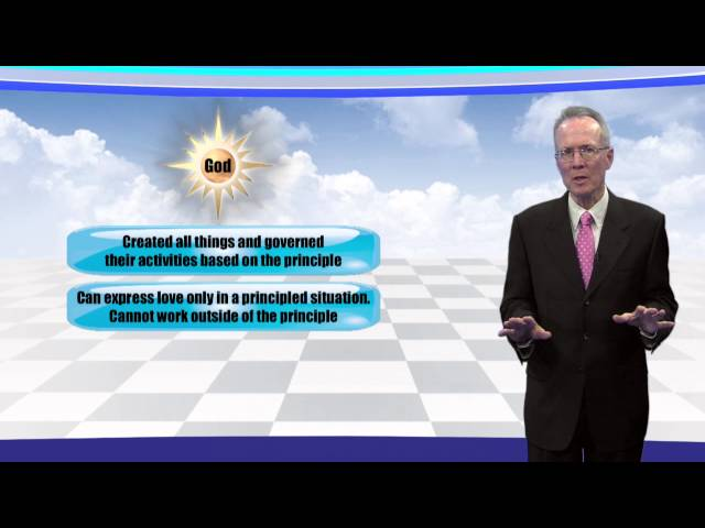 Lecture 10 : [Human Fall 3] The reason God did not intervene in the Fall