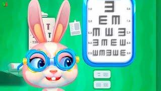 Больница Для ПИТОМЦЕВ УЧИМ Детей Ухаживать За Животными Видео Игра для Детей
