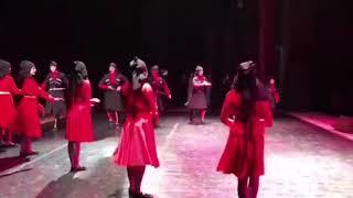 Смотреть видео Театр танца НАРТ. 2 года онлайн
