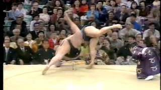 2/2 All Matches of Takanohana vs Akebono: Best Rivarly in Sumo History