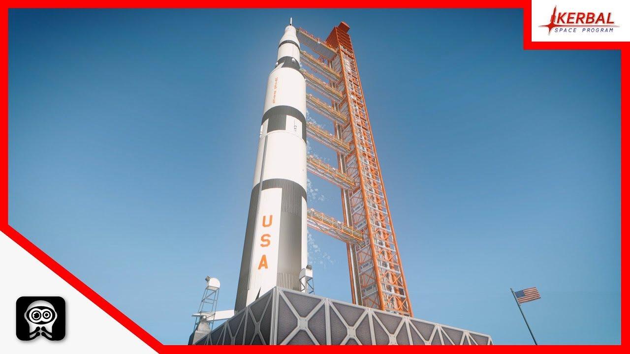kerbal space program apollo 11 mod - photo #11