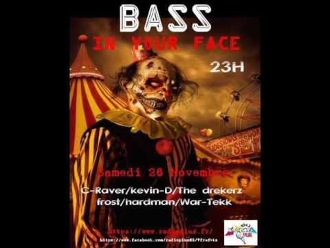 Set radio plus 26 november 2016 Bass In Your Face select by Dj Hardman