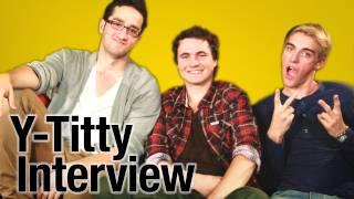 Clixoom - Y-TITTY: Unser Geheimnis! - Interview