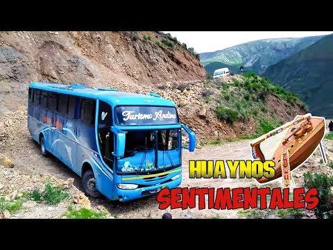 HUAYNOS MUY TRISTES CON ARPA & VIOLIN 2020 / AUCARA PUQUIO / SENTIMENTAL