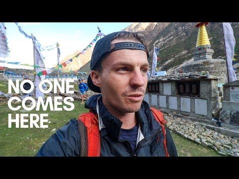 Trekking in Nepal's Earthquake Disaster Zone