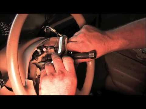Chrysler Van Clock Spring - YouTube