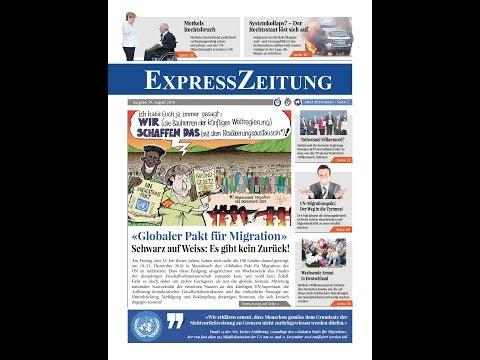 UNO-Migrationspakt fordert All-Inclusive-Migration auf Kosten des Steuerzahlers