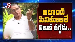 Gollapudi Maruti Rao speaks about his experiences as an actor and writer in Telugu films