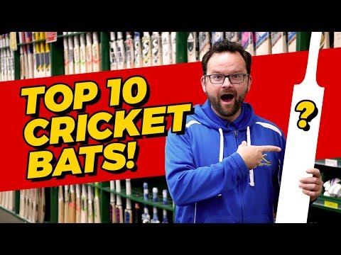 TOP 10 CRICKET BATS 2020