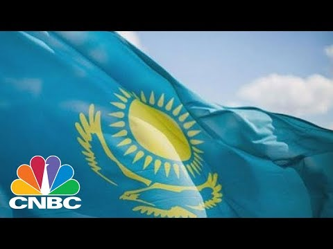 Kazakhstan Wants To Launch Its Own Cryptocurrency | CNBC