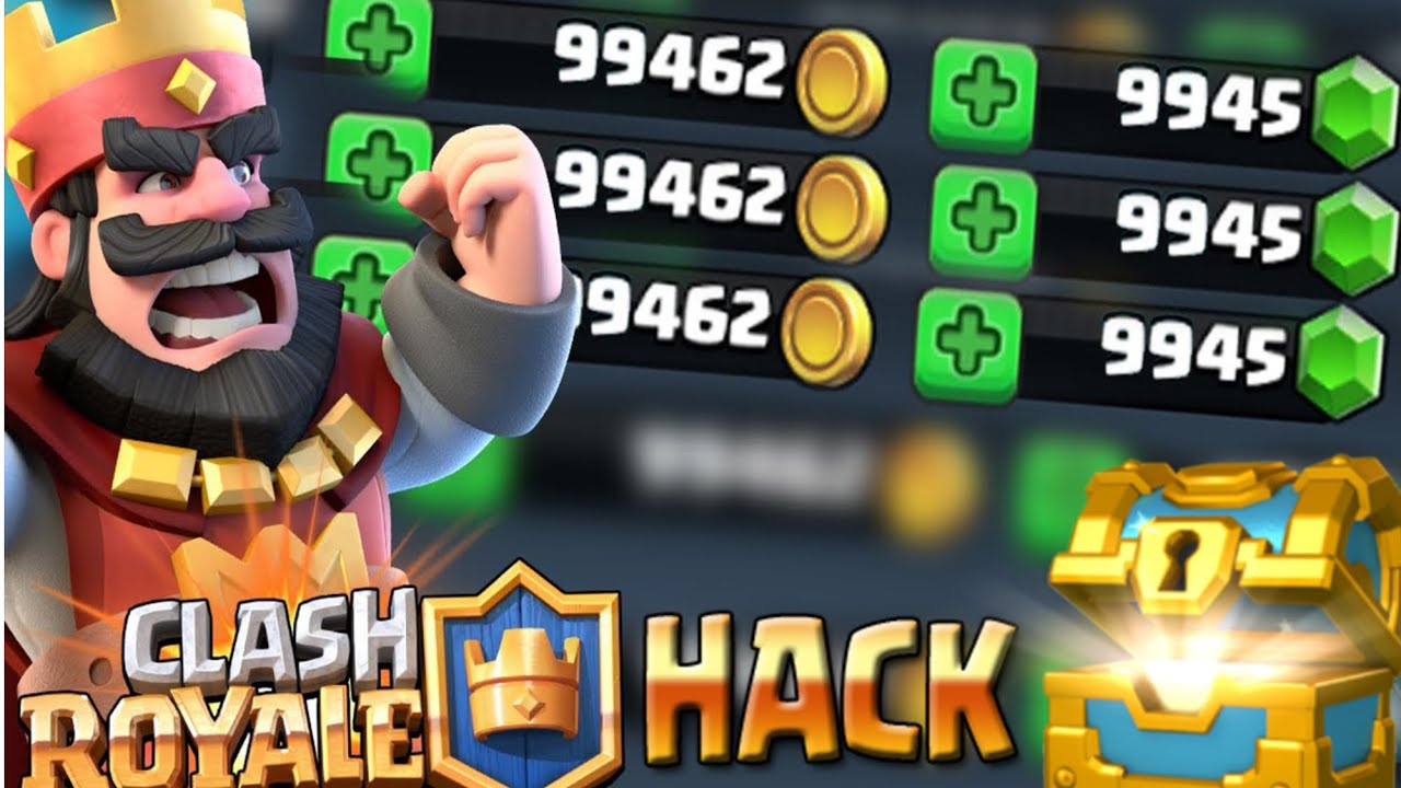 How to hack clash royale 2019 unlimited gems *working* *NOT CLIKBAIT*